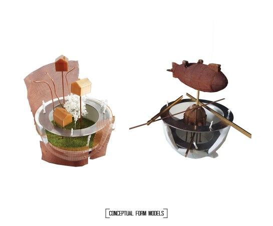 Conceptual Vessels